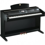 Yamaha CVP501PE (Polished Ebony)